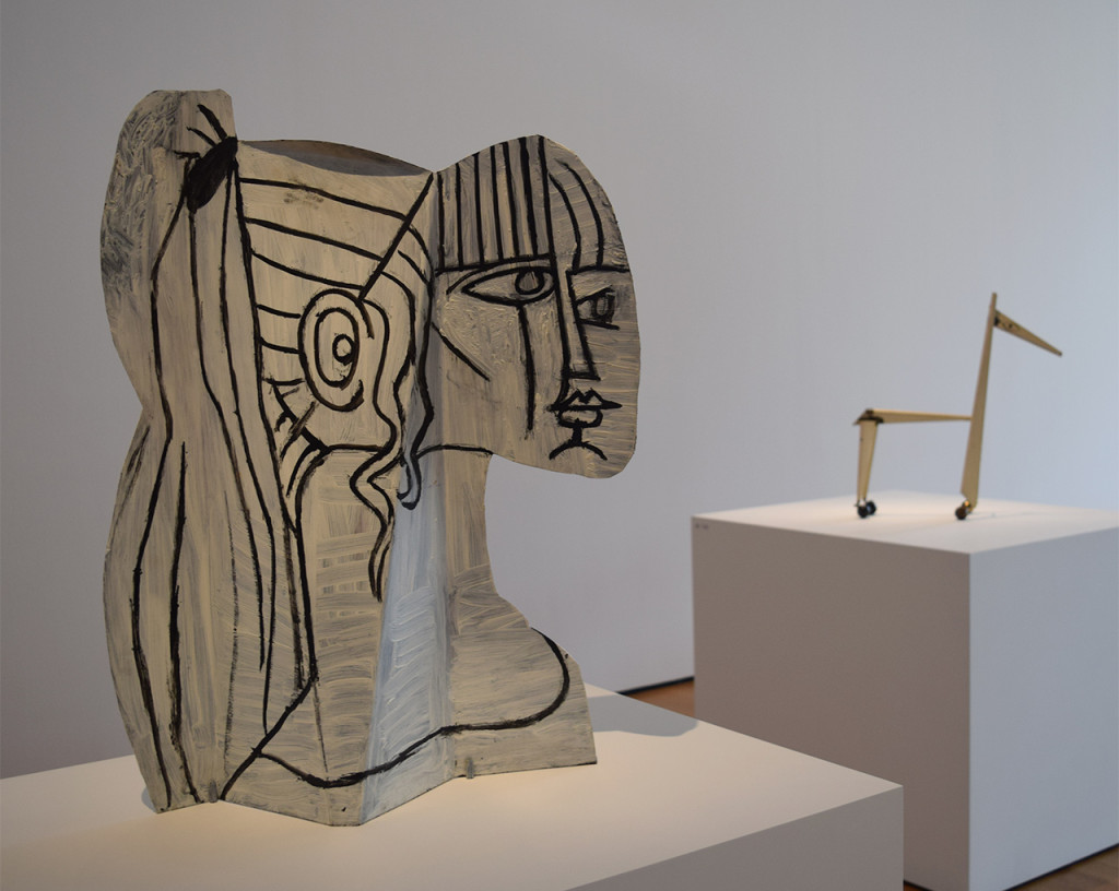 Nyc Picasso Sculptures Once In A Lifetime Exhibition At